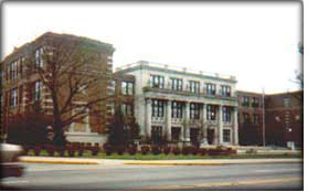 Shortridge HS, Indianapolis, IN 1958